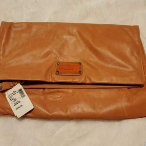 Marc Jacobs large coral clutch